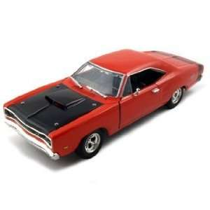 1969 Dodge Coronet Super Bee American Graffiti Diecast Car Model 1