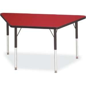 Jonti Craft Ridgeline KYDZ Trapezoid Activity Table Furniture & Decor