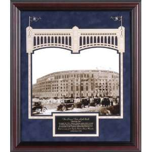 New York Yankees Yankee Stadium Opening Day Classic Moment # 1
