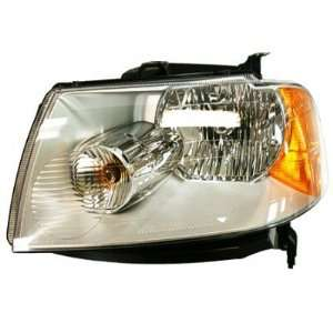 2005 07 FORD FREESTYLE HEADLIGHT ASSEMBLY, DRIVER SIDE   DOT Certified