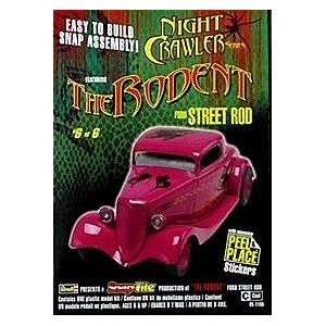 Revell 132 Ford Street Rod (The Rodent) Toys & Games