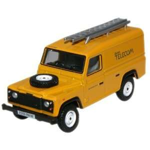 Land Rover Defender 110   British Telecom   1/76th Scale