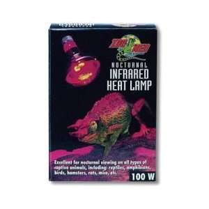 Zoo Med Laboratories Nocturnal Infrared Heat Lamp 100