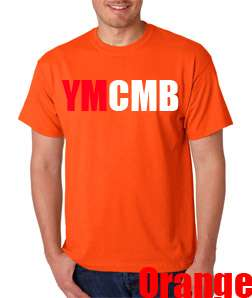 New YMCMB Young Money Cash Money Lil Wayne Weezy Drake T Shirt Tee All