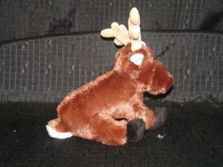Full Size Webkinz Plush Stuffed Animal Reindeer   NO code