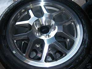 Ford OEM Mustang Shelby GT 18 Wheels/ Tires NEW