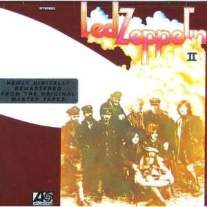 II Led Zeppelin Music