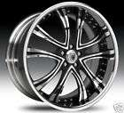 26 inch AF157 AF158 AF159 Chrome Multi 2 Piece RIMS Wheels & TIRES