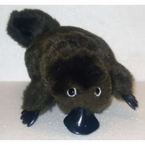 9 Duckbill Platypus Hand Puppet; Plush Toy Everything