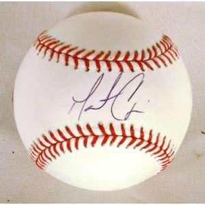 Matt Cain Hand Signed Autographed San Francisco Giants Official Major