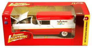 JOHNNY LIGHTNING 1957 Ford Courier Sedan Delivery PLAYING MANTIS 1