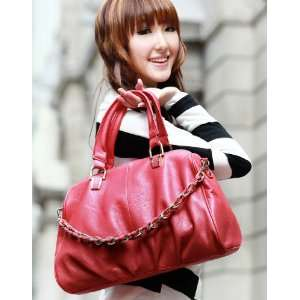 Bowling Large Weekender Women Lady Fashion Red 1170070 02 Everything