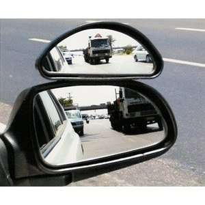 Car Side Blindspot Blind Spot Mirror Wide Angle View Set