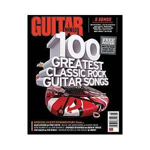 Guitar World Magazine Back Issue   August 2011 Musical