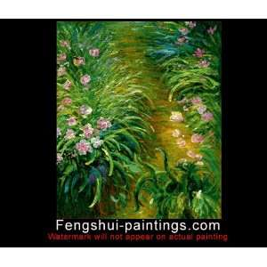 Impressionist Paintings, Canvas Art Oil Painting c0274