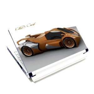 Racing Car Laptop Notebook Protective Skin Cover Sticker