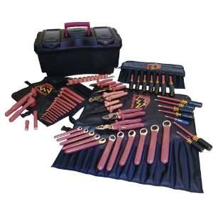 60 Piece Hot Box Insulated Tool Kit Industrial