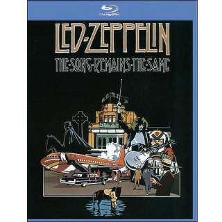 Led Zeppelin The Song Remains The Same (Music Blu ray
