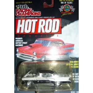 Racing Champions Hot Rod Issue #107 1958 Ford Edsel Toys & Games
