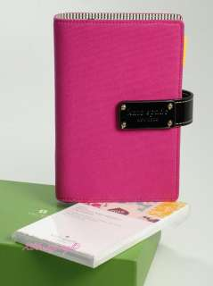 Kate Spade Anne Canvas Large size Organizer Planner 2012  NIB
