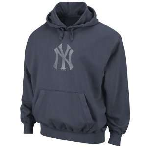 Majestic New York Yankees Navy Blue Big Time Play Hoody