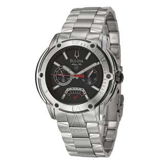 Bulova Marine Star Mens Quartz Watch 98C105