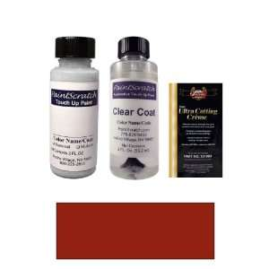 2 Oz. GTS Red Paint Bottle Kit for 2010 Porsche Cayenne