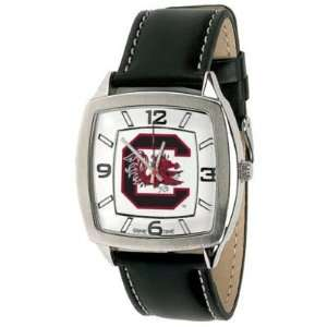 Carolina Gamecocks Mens Vintage Style Retro Watch