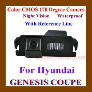 CAR REAR VIEW REVERSE CAMERA FOR HYUNDAI GENESIS COUPE