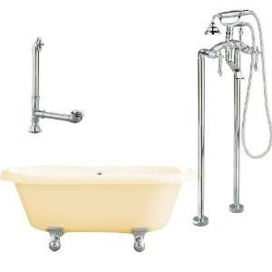 Giagni LP2 PC B Portsmouth Floor Mounted Faucet Package