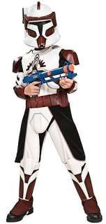 Star Wars Deluxe Stormtrooper Commander Fox 5 bis 7 J.