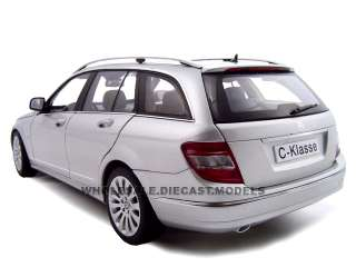 new 1 18 scale diecast mdel of mercedes c class wagon die cast car by