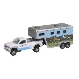 truck and horse trailer Toys & Games