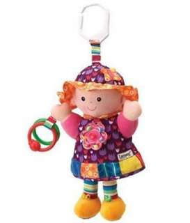 Lamaze Baby My Friend Emily Baby Texture Toy Doll