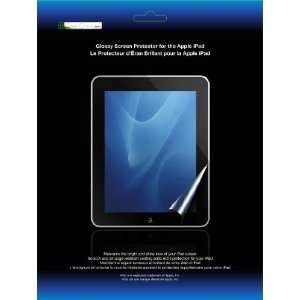 Green Onions Supply Glossy Screen Protector for Apple iPad