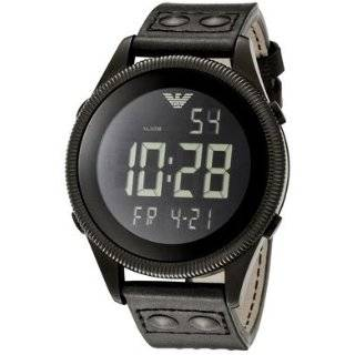 Emporio Armani Mens Digital Chronograph watch #AR0637