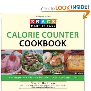 Calorie Counter Cookbook A Step by Step Guide to a Delicious, Calorie