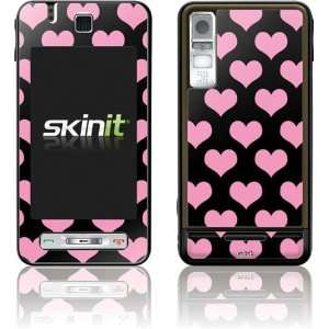 , Pink Hearts Silicone/Gel/Soft/Cover/Case Cell Phones & Accessories