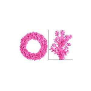 Laser Tinsel Artificial Christmas Wreath