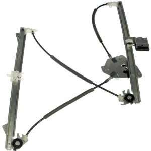 Dorman 749 498 Front Driver Side Manual Window Regulator Automotive