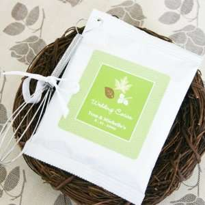 Wedding Favors Fall Personalized Hot Cocoa + Optional