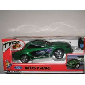 Tyco Radio Controled Ford Mustang Toys & Games