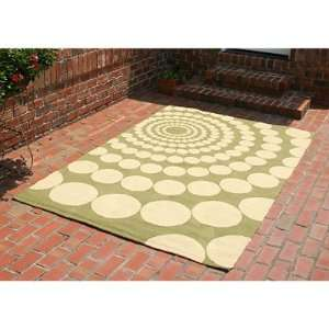 Sawgrass Mills Explosion Pesto Rug   Medium 5x8