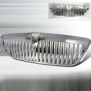1998 2002 Lincoln Navigator Vertical Grill Chrome Automotive