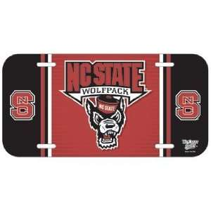 North Carolina State Wolfpack License Plate *SALE* Sports