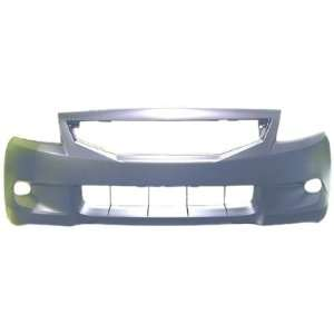 OE Replacement Honda Accord Front Bumper Cover (Partslink