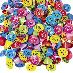 Smile Face Spin Tops   Novelty Toys & Spin Tops & Wind Ups