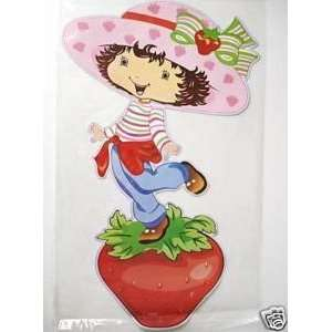 20 Strawberry Shortcake Removable Wall Stickers Decals
