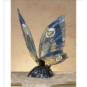 48017   Meyda Tiffany  Art Glass Table Lamp
