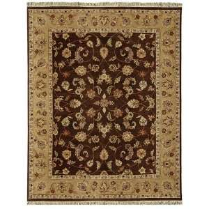 Jaipur Atlantis Bhoomi Brown and Maize Area Rug